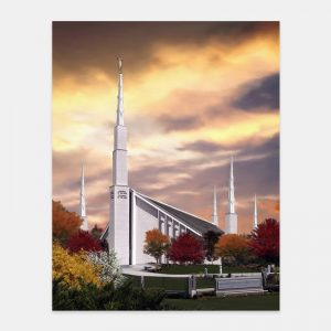 boise-temple-painting-autumn-sunset