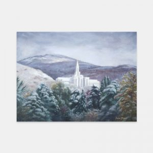 bountiful-temple-winter-painting-by-karen-foster