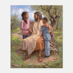 he-loves-the-children-by-jon-mcnaughton