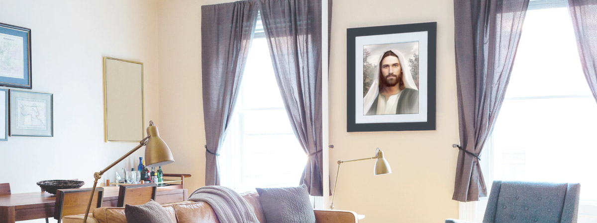 Fine Art LDS Paintings of Jesus Christ