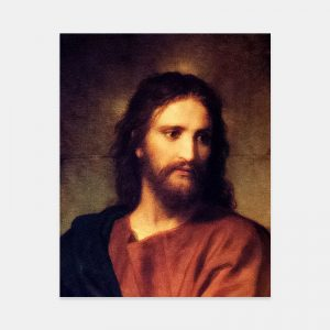 jesus-christ-at-33-painting-by-heinrich-hofmann