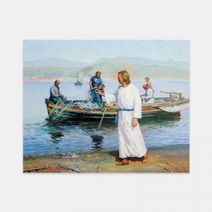 jesus-christ-calling-of-the-fishermen-by-harry-anderson