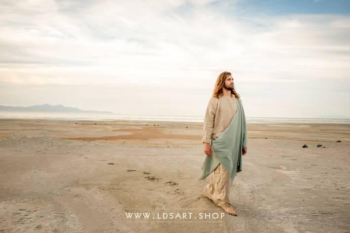 Jesus Christ – Come Follow Me Print