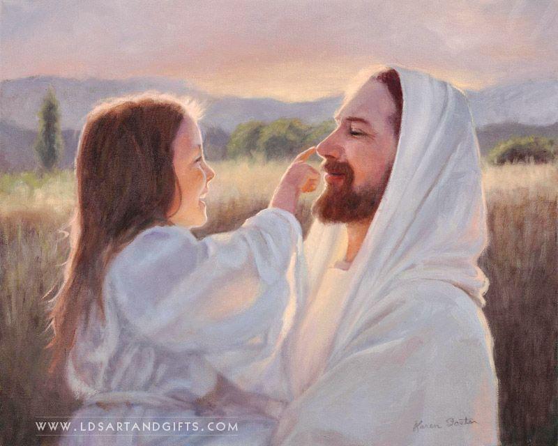 Jesus Christ – Gentle Touch
