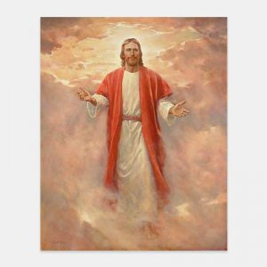 jesus-christ-in-his-glory-painting-by-del-parson