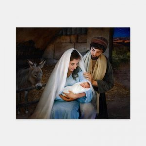 jesus-christ-nativity-painting-by-brent-borup