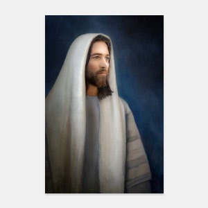jesus-christ-on-blue-painting-by-brent-borup