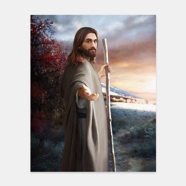 jesus-christ-painting-come-follow-me-by-brent-borup