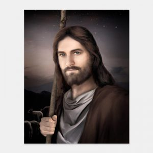jesus-christ-painting-vigilent-shepherd-by-brent-borup