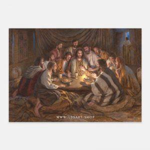 last-supper-by-jon-mcnaughton