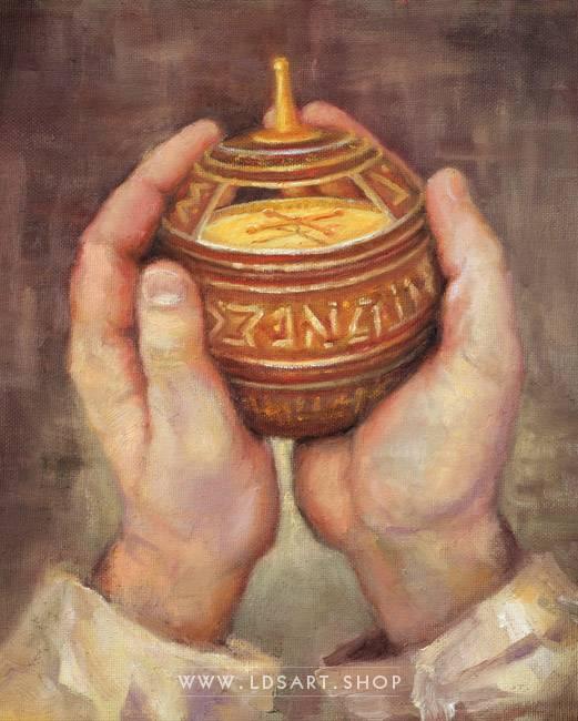 Liahona – Curious Workmanship Painting Print