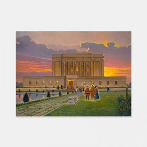 mesa-temple-historical-fine-art-painting
