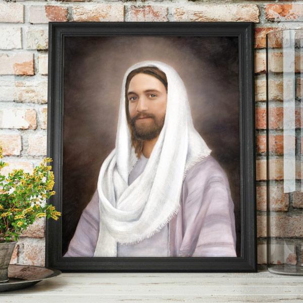 Jesus Christ – Rabboni – Painting Mockup