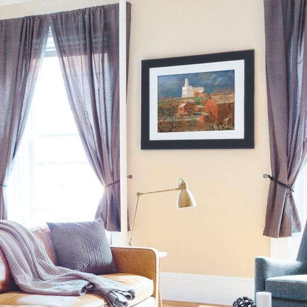 Nauvoo Remembered – Painting by Jon McNaughton Mockup