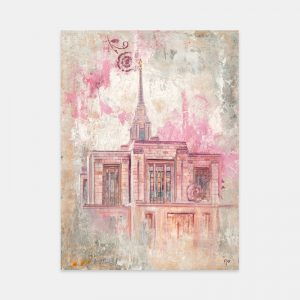 ogden-temple-fine-art-cold-wax-oil-painting