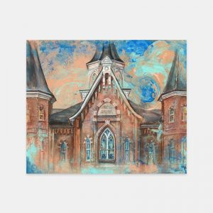 provo-city-center-temple-autumn-colors-fine-art-cold-wax-oil-painting