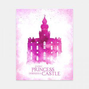 st-george-temple-princess-castle